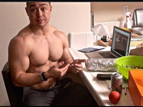 My PreWorkout & Postworkout & Overall Nutrition Talk (Vlog 277)