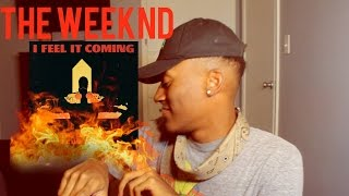 The Weeknd - I Feel It Coming Ft. Daft Punk ( Review/ Reaction )