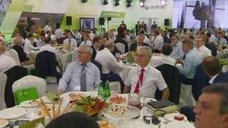 """видео: МИФ """"Сочи-2015"""": деловой завтрак Сбербанка"""
