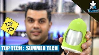 Top Tech - Top Tech 10 Cool Budget Tech Gadgets for The Summer - iGyaan