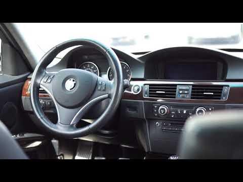 2011 BMW e90 Sport 335i Black 19