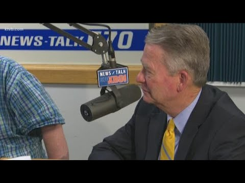 Idaho Lt. Gov. Brad Little talks about issues facing the state on 670 KBOI