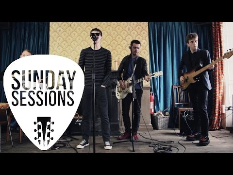 The Strypes - Get Into It (Live for Sunday Sessions)