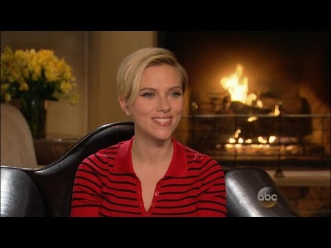 Scarlett Johansson Interview 2014: Actress Opens Up on Mothe
