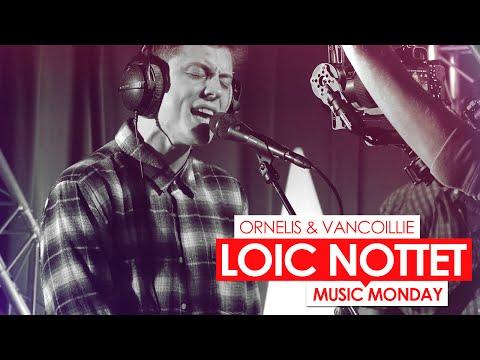 Loïc Nottet  Elastic Heart  bij Q