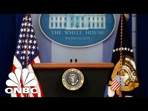 White House Holds Daily Press Briefing — Tuesday, May 22 | CNBC