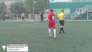 Обзор матча Серебряного кубка РЖД - МФК Альбион