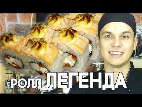 СУШИ - рецепт с пошаговыми фото