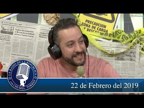 Todas las peleas de Morena y Sergio Mayer - La Radio de la República