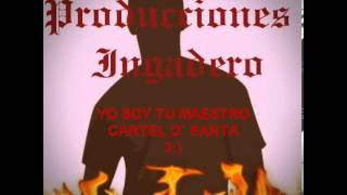 CARTEL DE SANTA - YO SOY TU MAESTRO
