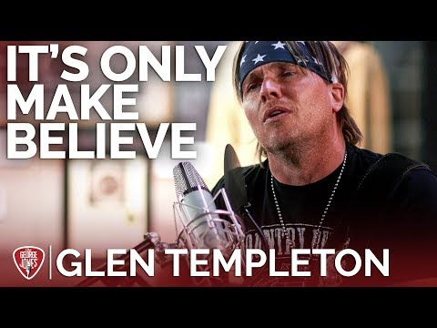 Glen Templeton - It's Only Make Believe (Acoustic Cover) // The George Jones Sessions