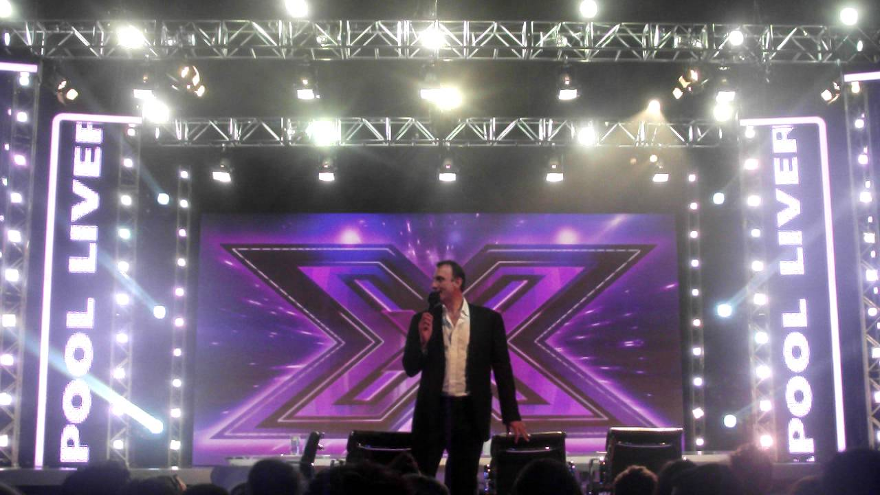 X Factor 2011 Ian Royce Youtube