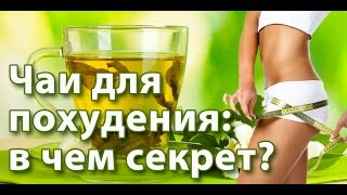 Чаи для похудения. В чем секрет? Где купить эффективный чай для похудения?