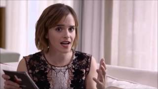Emma Watson interviews Lin-Manuel Miranda for HeForShe Arts Week