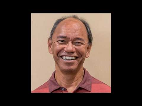 ON THE RADIO - former Guam Senator Simon Sanchez on K-57
