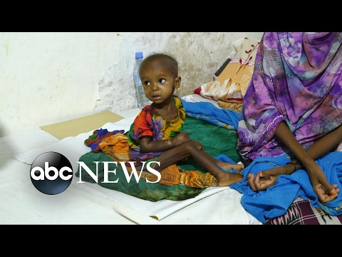 A desperate plea for help as four African nations near a famine crisis