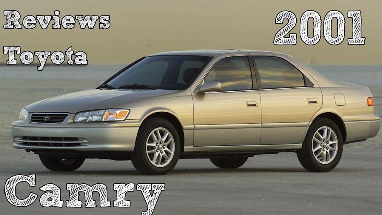 Wonderful Reviews Toyota Camry 2001