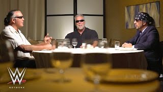 Scott Hall, Kevin Nash and Sean Waltman talk about leaving for WCW, on Table for 3 on WWE Network