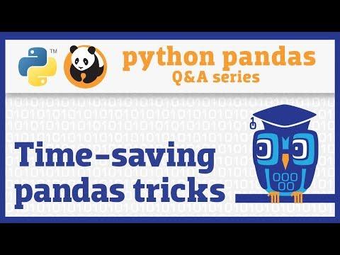 4 New Time-saving Tricks In Pandas