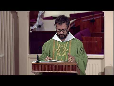 Daily Catholic Mass - 2019-06-18 - Fr. Paschal