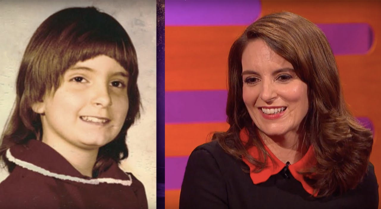 Tina Fey And Her 2 Haircuts The Graham Norton Show Youtube