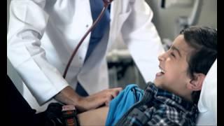 مؤسسة مجدي يعقوب | عفاف راضي تغني لأطفال مجدي يعقوب في مركز أسوان للقلب | MYF