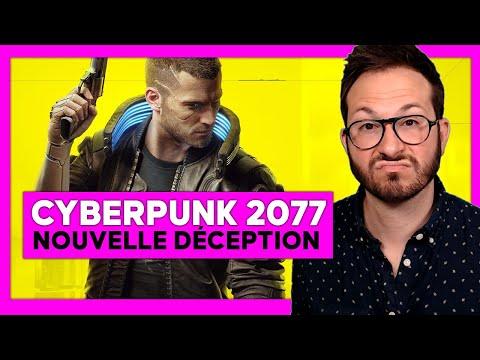 Cyberpunk 2077 : nouvelle DÉCEPTION ☹️ Euh, c'est ça le 1er DLC et le patch 1.3 ?!