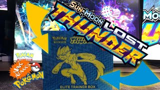 ANOTHER LOST THUNDER ELITE TRAINER BOX