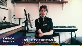 Music Europe Day 2021: interview of Lydmor (Denmark)