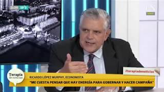 Dólar a 45: ¿Al borde del cataclismo o una suba controlada? / La mirada de López Murphy