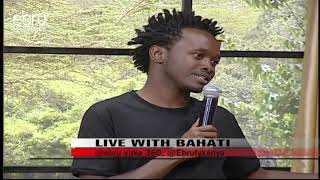 Bahati Clears The Air On His Saga With Mr. Seed