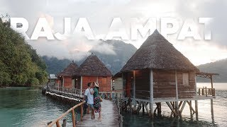 TRAVEL-VLOGGG #112 - Spot Anti Mainstream di Raja Ampat