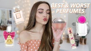 TOP 5 MOST LONG WEARING PERFUMES + 5 THAT DONT LAST AT ALL!