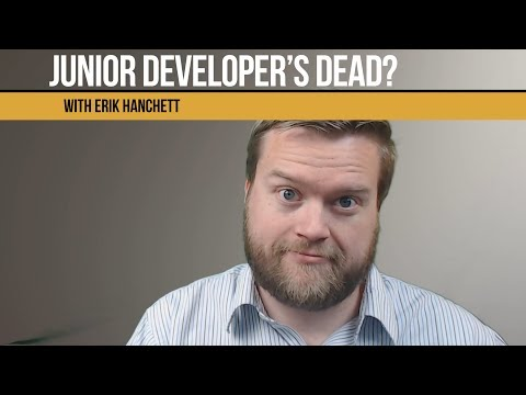 Are Junior Developer Jobs Dead?