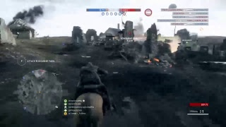 By far my fave game on ps4 BF1