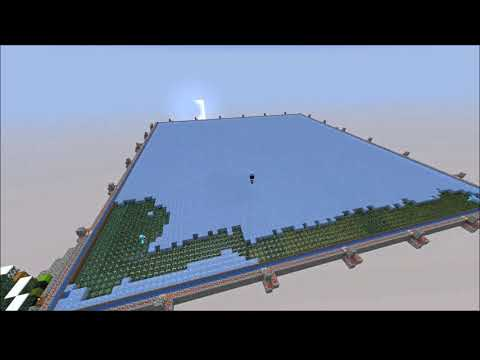 1.14 Skyblock Ep.13: Witch Farm Designing + Ghast Farm Construction