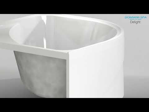 Обзор душевых кабин Domani Spa Delight 90х90