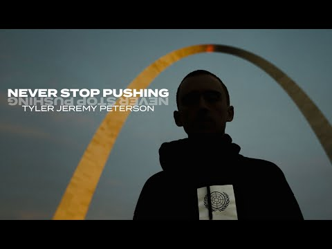 How Tyler Peterson Lost His Dad, Then Became One Three Months Later | Never Stop Pushing