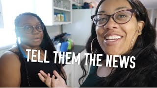 TELL THEM THE NEWS ABOUT YOUR DAD.. BOB IS ?? !! | VLOG #273