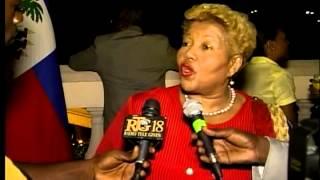 Inogirasyon nouvo Anbasad Suriname an Ayiti