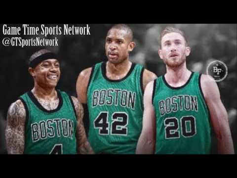 Was Gordon Hayward Coming to Boston All Along? Is Al Horford Underrated-GameTime Decision Podcast