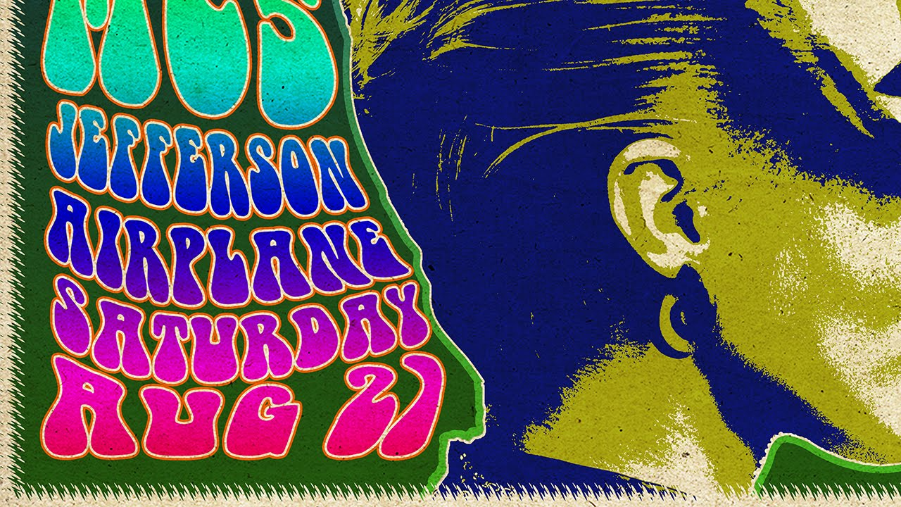 Poster design tutorial - Photoshop Tutorial Part 2 How To Create A 1960s Psychedelic Poster Design 2