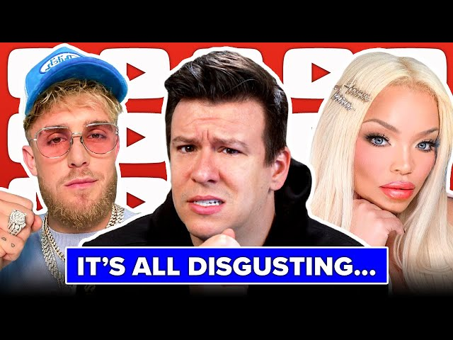 These DISGUSTING Jake Paul Allegations, Daunte Wright Bodycam Footage Released, & More News