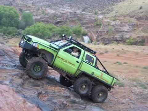 Dodge T-Rex Calendar promo