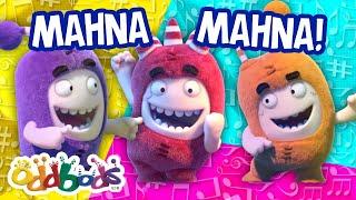 ???? Mahna Mahna! ???? | Oddbods Song ???? | Nursery Rhymes and Kids Songs