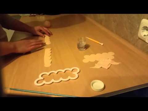 how to make sugar fondant roses