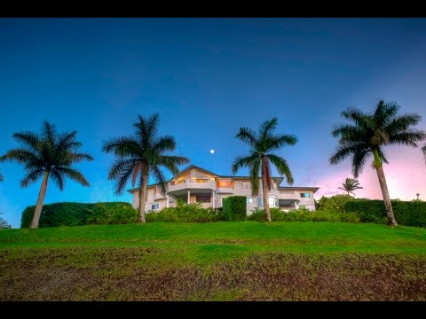 Maui Homes For Sale: Luxury Home With Infinite Ocean Views