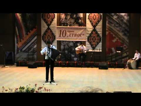 Gajdarsko oro-Hristijan Micevski / Гајдарско оро-Христијан Мицевски