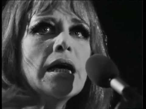 Hildegard Knef - In dieser Stadt & Mein Zimmer bei Nacht 1968
