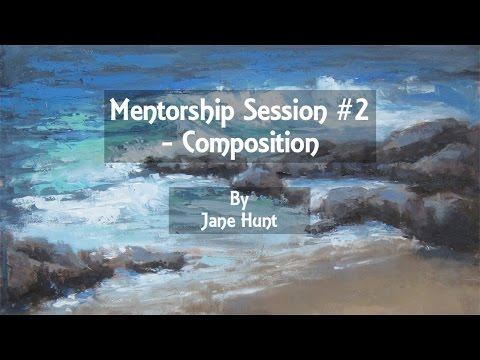 Learn Composition and Elements of Design with Jane Hunt